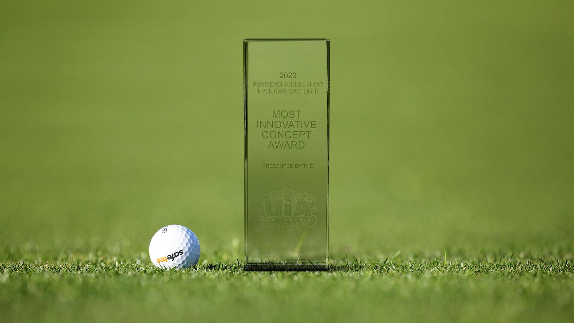 Gewinner des Most Innovative Concept Awards auf der PGA Merchandise Show