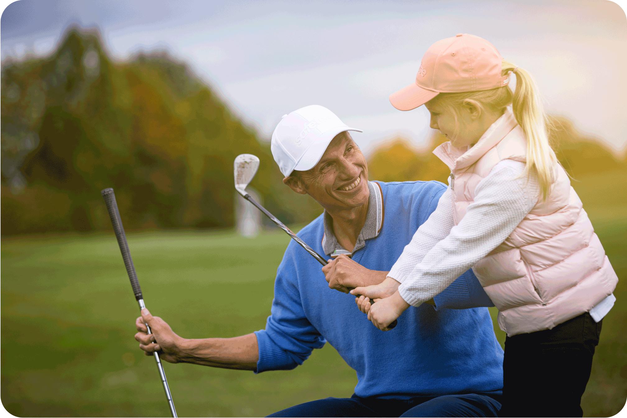 sicher golfen