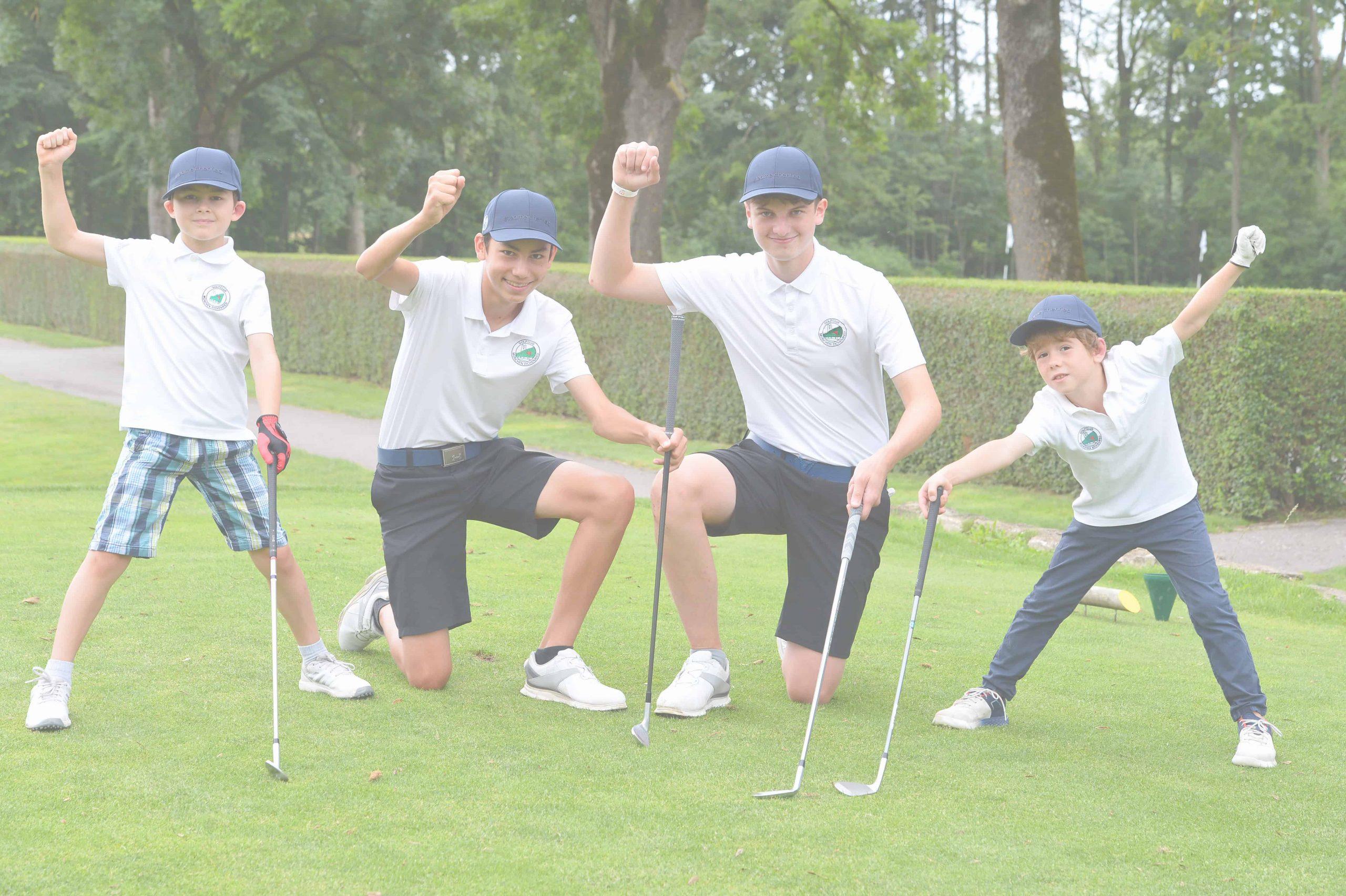safetee am Golfclub Eichenried in München